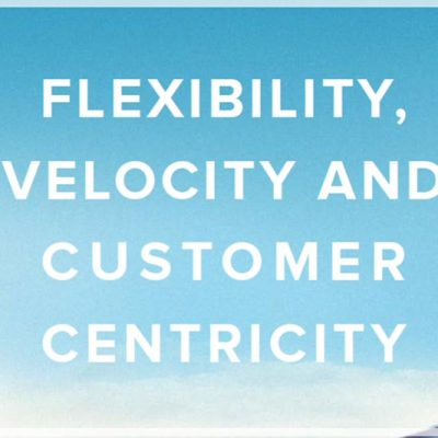 Flexibility, Velocity & Customer Centricity report available from UKWA