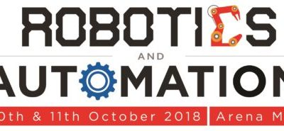 Robotics & Automation, 10-11 October 2018