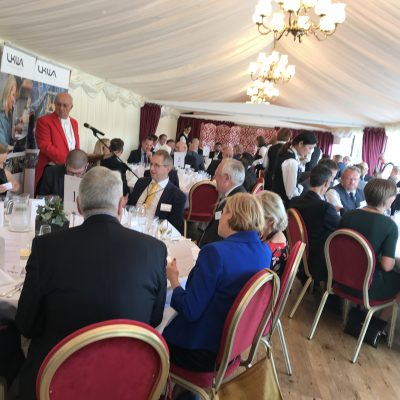 Brexit talks dominate UKWA's Parliamentary Lunch